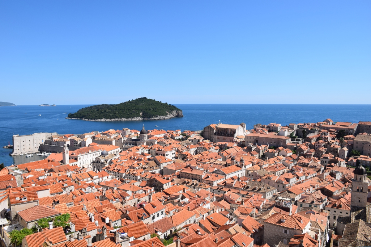 Day Trip To Dubrovnik, Croatia